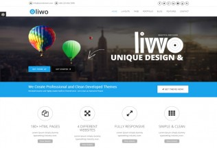 Liwo – Premium Responsive MultiPurpose WordPress Theme