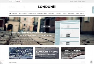 London – Premium Responsive Prestashop Theme