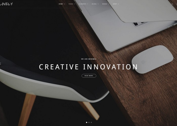 Lovely Corporate – Premium Responsive Creative Multi-Purpose HTML5 Template