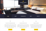 Luxury – Premium Responsive Hotel and Resort WordPress Theme