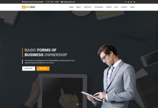 MatRoz- Premium Responsive Material Design Agency and Business HTML5 Template