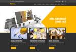 Metal – Premium Responsive Building & Construction Business HTML5 Template