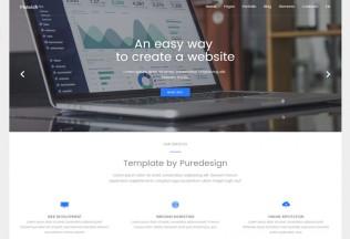 Matelick – Premium Responsive Material Corporate HTML5 Template