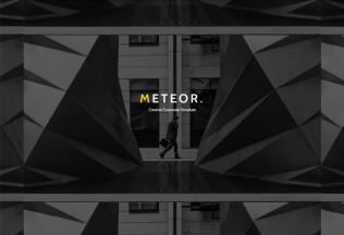 Meteor – Premium Responsive Creative Corporate HTML5 Template