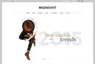 Midnight – Premium Responsive Opencart Theme