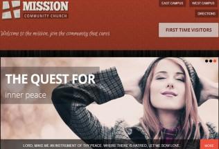 Mission – Premium Responsive WordPress Theme for Churches
