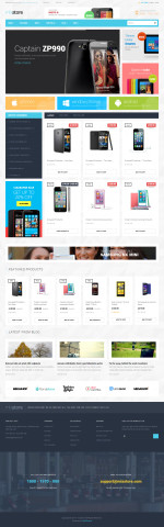 Best Responsive WordPress Mobile and App Store Themes 2015