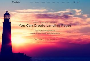 Modicate – Premium Responsive Multipurpose HTML5 Template