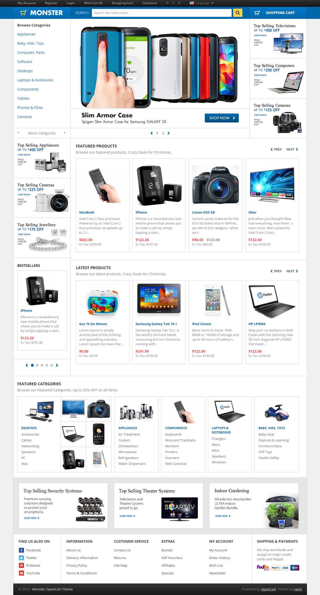 Image Result For Nulled Themes Opencart