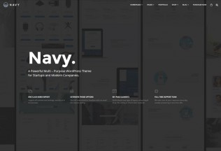 Navy – Premium Responsive MultiPurpose Business WordPress Theme