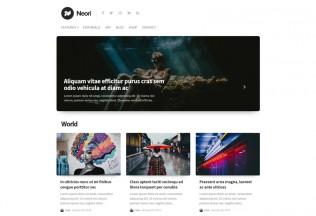 Neori – Premium Responsive News and Magazine WordPress Theme