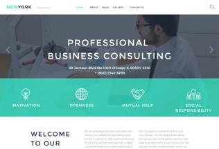 New York – Premium Responisve Business WordPress Theme
