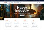 Nex – Premium Responsive Factory & Industrial WordPress