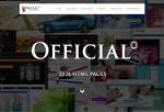 Official – Premium Responsive Multi-Concept HTML5 Template + RTL
