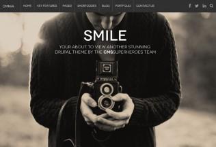 Omnia – Premium Responsive Multipurpose Drupal Theme