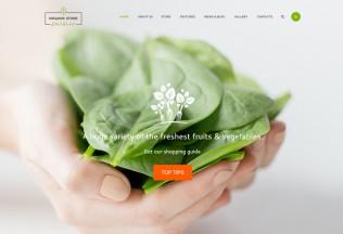 Organic Store – Premium Responsive Organic Food & Eco Products Theme