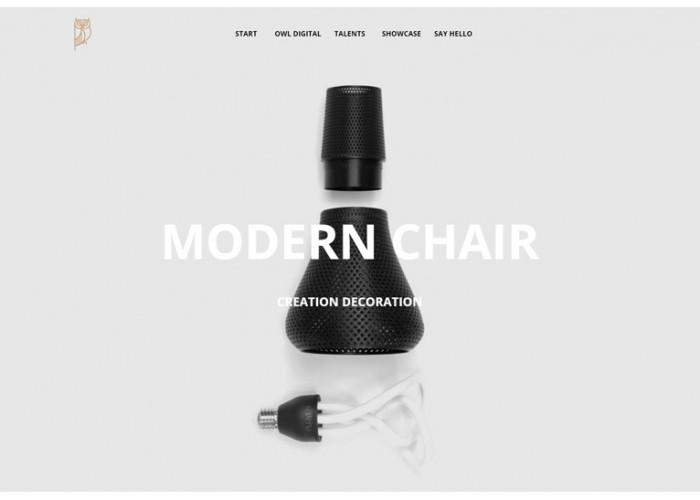 OWL – Premium Responsive Creative Agency Muse Template