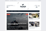 Paper – Premium Responsive Wordpress Newspaper and News Magazine Theme