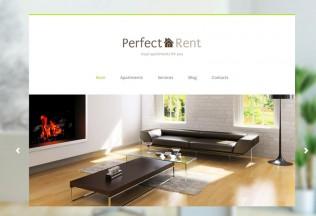 Perfect Rent – Premium Responsive WordPress Theme