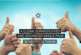Pioneer – Premium Responsive One Page Parallax WordPress Theme