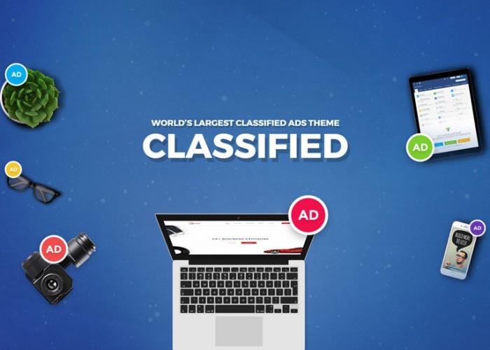 PostAds – Premium Responsive Classified Ads WordPress Theme