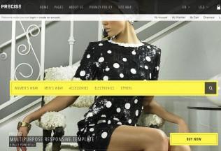 Precise – Premium Full Responsive Magento Multipurpose Theme