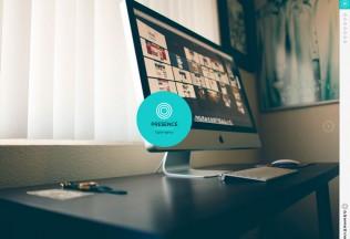 Presence – Premium Responsive One Page Parallax WordPress Theme