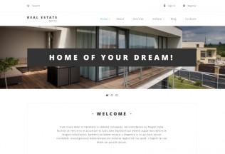 Property Provider – Premium Responsive Drupal Template