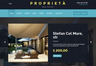 Proprieta – Premium Responsive WordPress Theme