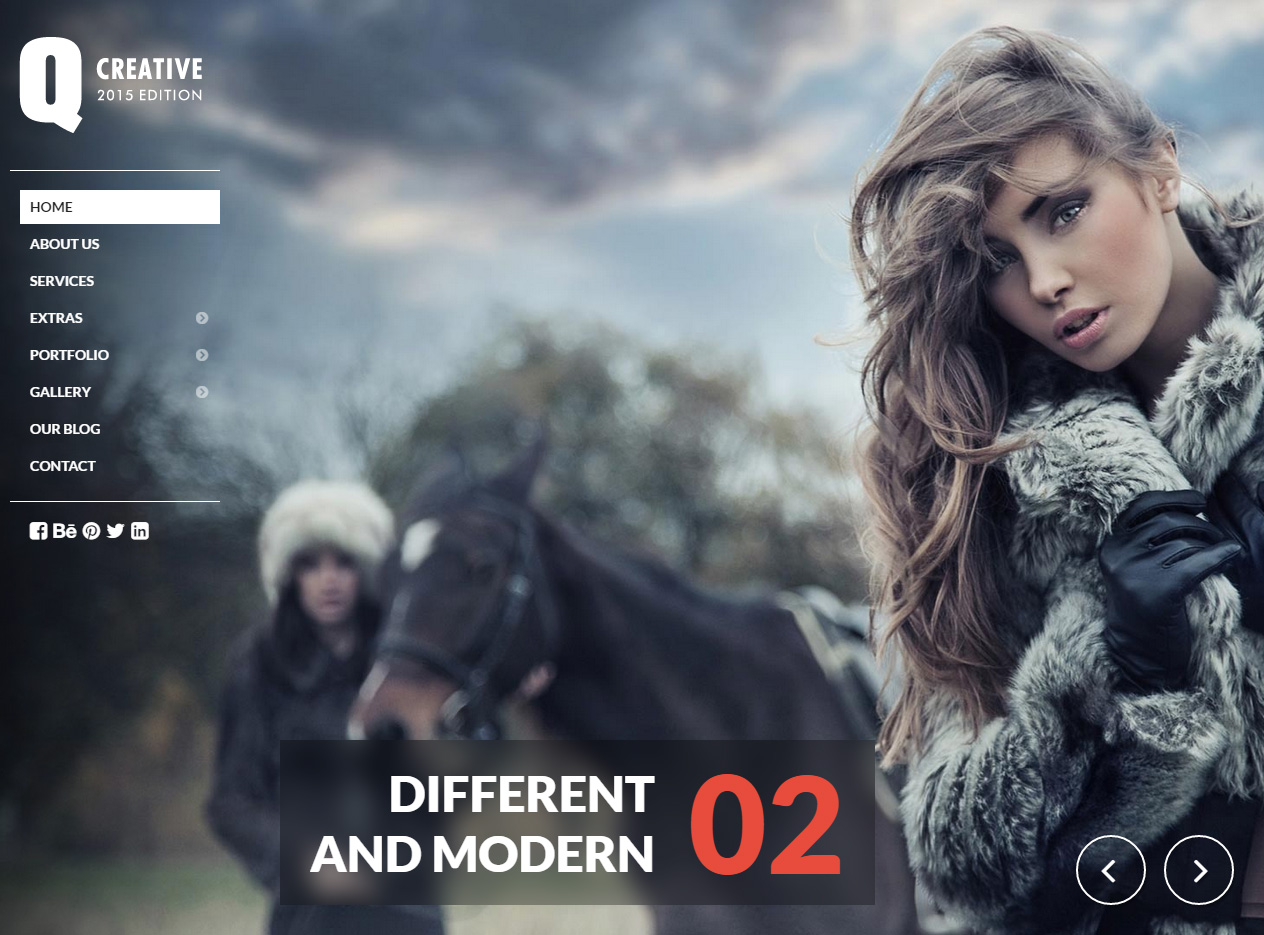 135+ Best Responsive Parallax Scrolling HTML5 Templates 2015 ...