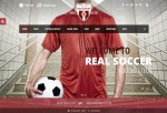 Real Soccer – Premium Responsive Sport Clubs WordPress Theme