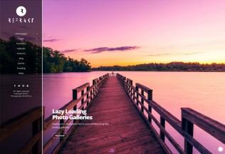 Refrakt – Premium Responsive High Performance Photography WordPress Theme