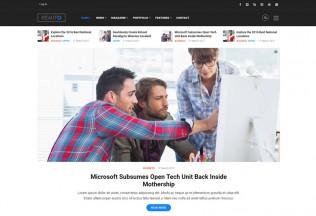 Remito – Premium Responsive Magazine News Drupal 8 Theme
