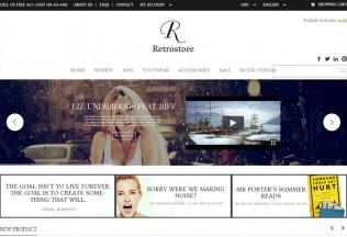 Restro – Premium Responsive Magento Theme