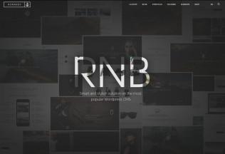 Ronneby – Premium Responisve High-Performance WordPress Theme