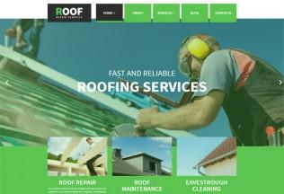 Roof Repair – Premium Responsive WordPress Theme