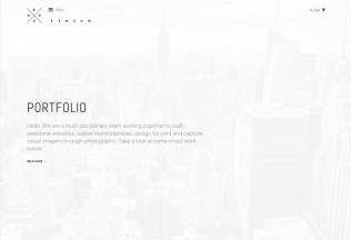 ROUA – Premium Responsive Portfolio & Blogging WordPress Theme