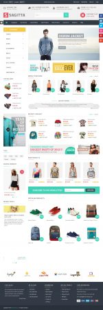 20+ Best Responsive Bootstrap Prestashop Themes in 2014