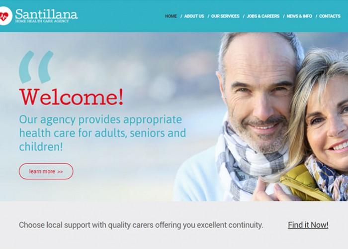 Santillana – Premium Responsive Health Care Drupal Template