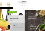 Santori – Premium Responsive Restaurant HTML5 Template