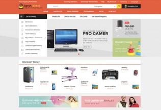 SarahMarket – Premium Responsive Large Store OpenCart Theme