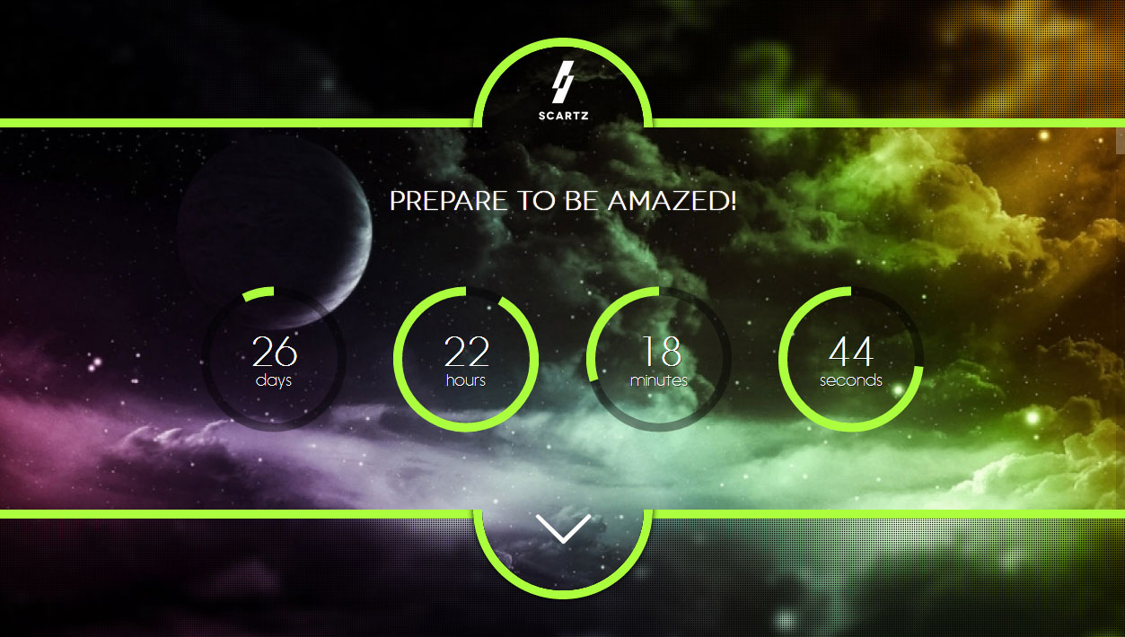 10 best responsive parallax scrolling html5 templates for Free html5 parallax scrolling template