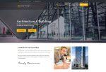 SkyPress – Premium Responsive Building Construction WordPress Theme