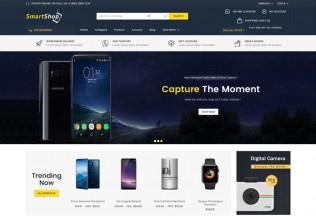 SmartShop – Premium Responsive Electronics Prestashop 1.7 Theme