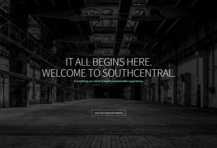 SouthCentral – Premium Responsive One Page Parallax WordPress Theme
