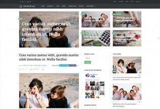 Sparkle – Premium Responsive News/Magazine Drupal Theme