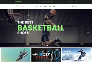 Sport – Premium Responsive PrestaShop Theme For Sportswear