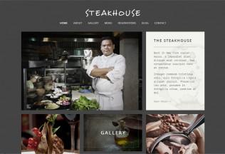 Steakhouse – Premium Responsive Retina Restaurant WordPress Theme