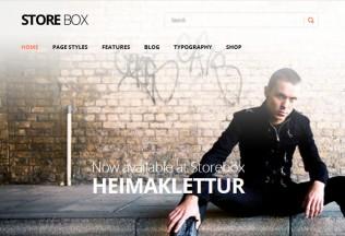 StoreBox – Premium Responsive WooCommerce WordPress Theme
