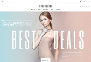 Style Factory – Premium Responsive Hair Care WooCommerce WordPress Theme
